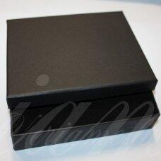 dz0046-stat-160x120x30 apie 160 x 120 x 30 mm, stačiakampio forma, juoda spalva, dovanų dėžutė, 1 vnt.