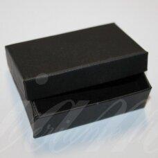 dz0046-stat-80x50x25 apie 80 x 50 x 25 mm, stačiakampio forma, juoda spalva, dovanų dėžutė, 1 vnt.