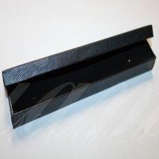 DZ0051-STAT-210x40x20 apie 210 x 40 x 20 mm, stačiakampio forma, hematito spalva, dovanų dėžutė, 1 vnt.