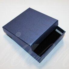 dz0055-kvad-90x90x30 apie 90 x 90 x 30 mm, kvadrato forma, mėlyna spalva, dovanų dėžutė, 1 vnt.