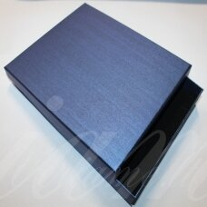 dz0055-stat-190x160x30 about 190 x 160 x 30 mm, rectangle shape, blue color, gift box, 1 pc.