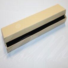 DZ0057-STAT-210x40x25 apie 210 x 40 x 25 mm, stačiakampio forma, gelsva spalva, dovanų dėžutė, 1 vnt.