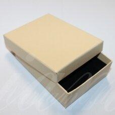 DZ0057-STAT-90x70x25 apie 90 x 70 x 25 mm, stačiakampio forma, gelsva spalva, dovanų dėžutė, 1 vnt.