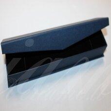 DZ0065-STAT-210x45x30 apie 210 x 45 x 30 mm, stačiakampio forma, mėlyna spalva, su magnetu, dovanų dėžutė, 1 vnt.