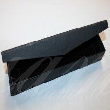 DZ0067-STAT-210x45x30 apie 210 x 45 x 30 mm, stačiakampio forma, juoda spalva, su magnetu, dovanų dėžutė, 1 vnt.