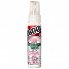E6000® Extreme Tack daugkartinio naudojimo lipnūs klijai 59ml