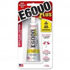 E6000® Plus+ klijai 26.6ml su dviem antgaliais