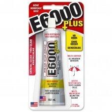 E6000® Plus+ klijai 56ml su dviem antgaliais