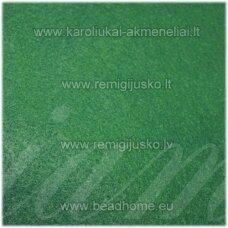 fil0005 about 330 x 420 x 1 mm, key accessories, dark, green color, 1 pc.