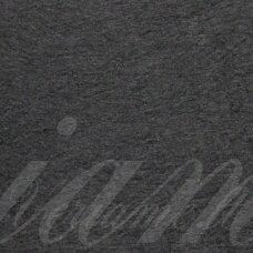 FIL0087 apie 330 x 420 x 1 mm, juoda spalva, filcas, 1 vnt.