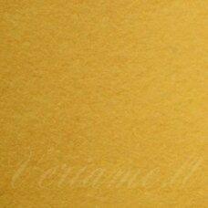 FIL0091 apie 330 x 420 x 1 mm, geltona spalva, filcas, 1 vnt.