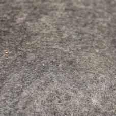 fil0129 apie 330 x 420 x 1 mm, tamsi, pilka spalva, filcas, 1 vnt.