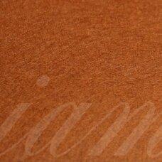 fil0152 apie 330 x 420 x 1 mm, ruda spalva, filcas, 1 vnt.