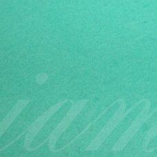 fil0156 apie 330 x 420 x 1 mm, šviesi, turkio spalva, filcas, 1 vnt.