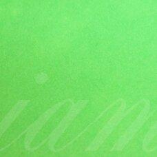 fil0158 apie 330 x 420 x 1 mm, šviesi, žalia spalva, filcas, 1 vnt.