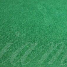 fil0160 about 330 x 420 x 1 mm, dark, green color, felt, 1 pc.
