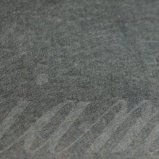 fil0162 about 330 x 420 x 1 mm, blue - grey color, felt, 1 pc.