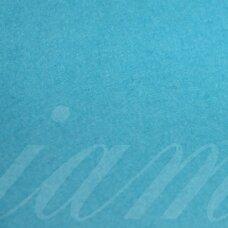 fil0163 about 330 x 420 x 1 mm, light blue color, felt, 1 pc.