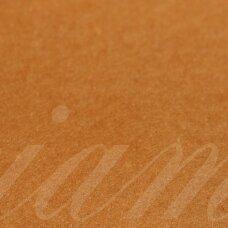 fil0166 about 330 x 420 x 1 mm, light, brown color, felt, 1 pc.