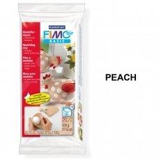 FIMO® Air Basic modelinas (kietėjantis ore arba mikrobangų krosnelėje) Peach 500g
