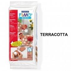 FIMO® Air Basic modelinas (kietėjantis ore arba mikrobangų krosnelėje) Terracotta 1kg