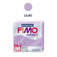 FIMO® Effect modelinas (kietėjantis aukštoje temperatūroje) Lilac 57g