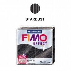 FIMO® Effect modelinas (kietėjantis aukštoje temperatūroje) Stardust 57g