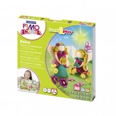 "FIMO® Kids Modelling Clay (oven-bake) Form & Play Jewellery Set ""Fairy"""