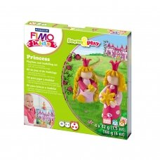 "FIMO® Kids Modelling Clay (oven-bake) Form & Play Jewellery Set ""Princess"""