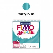 FIMO® Kids Modelling Clay (oven-bake) Turquoise 42g