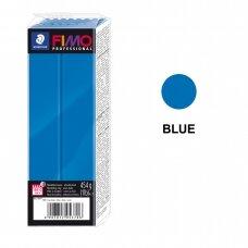 FIMO® Professional modelinas (kietėjantis aukštoje temperatūroje) Blue 454g