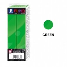FIMO® Professional Modelling Clay (oven-bake) Green 454g