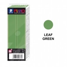 FIMO® Professional Modelling Clay (oven-bake) Leaf Green 454g