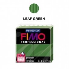 FIMO® Professional Modelling Clay (oven-bake) Leaf Green 85g