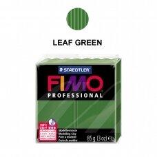 FIMO® Professional modelinas (kietėjantis aukštoje temperatūroje) Leaf Green 85g