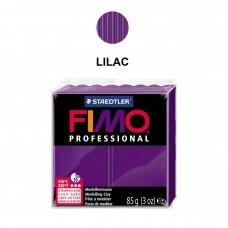 FIMO® Professional modelinas (kietėjantis aukštoje temperatūroje) Lilac 85g