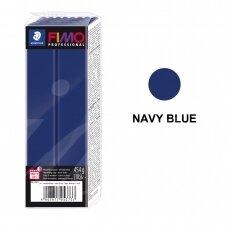 FIMO® Professional modelinas (kietėjantis aukštoje temperatūroje) Navy Blue 454g