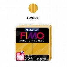 FIMO® Professional Modelling Clay (oven-bake) Ochre 85g