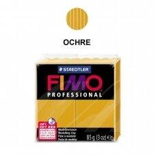FIMO® Professional modelinas (kietėjantis aukštoje temperatūroje) Ochre 85g