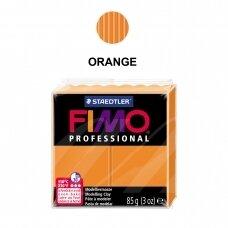 FIMO® Professional modelinas (kietėjantis aukštoje temperatūroje) Orange 85g