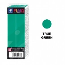 FIMO® Professional Modelling Clay (oven-bake) True Green 454g