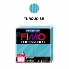 FIMO® Professional Modelling Clay (oven-bake) Turquoise 85g