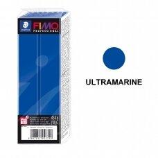 FIMO® Professional modelinas (kietėjantis aukštoje temperatūroje) Ultramarine 454g
