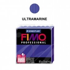 FIMO® Professional Modelling Clay (oven-bake) Ultramarine 85g