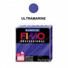 FIMO® Professional modelinas (kietėjantis aukštoje temperatūroje) Ultramarine 85g
