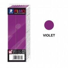 FIMO® Professional modelinas (kietėjantis aukštoje temperatūroje) Violet 454g