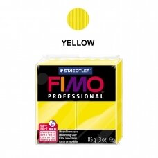 FIMO® Professional Modelling Clay (oven-bake) Yellow 85g