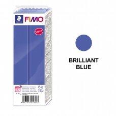 FIMO® Soft Modelling Clay (oven-bake) Brilliant Blue 454g