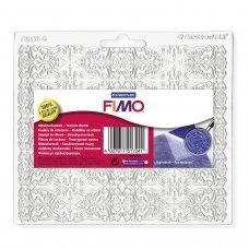 """FIMO® tekstūrinis lapas modelinui 16x15cm """"Art Nouveau"""""""