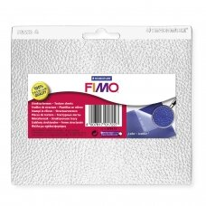 "FIMO® tekstūrinis lapas modelinui 16x15cm ""Leather"""